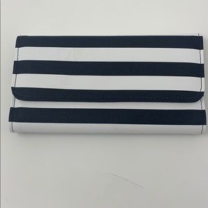 Kut from the Kloth striped wallet, NWOT